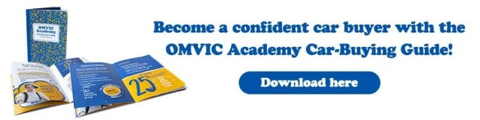 OMVIC Academy Car-Buying Guide - Student Manual