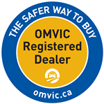 OMVIC Decal